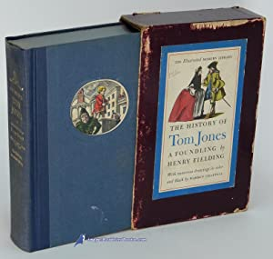 The History of Tom Jones, A Foundling (Illustrated Modern Library #185.1): FIELDING, Henry