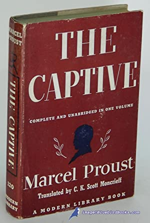 The Captive: Remembrance of Things Past series: PROUST, Marcel