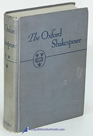 The Complete Works of William Shakespeare: The Oxford Shakespeare