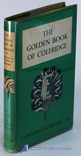The Golden Book of Coleridge (Everyman's Library #43, Poetry and Drama series)