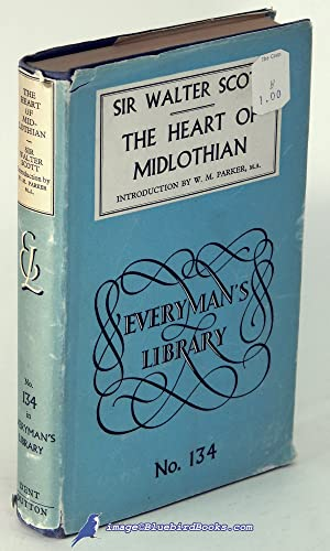 The Heart of Midlothian (Everyman's Library Fiction series, EL #134)