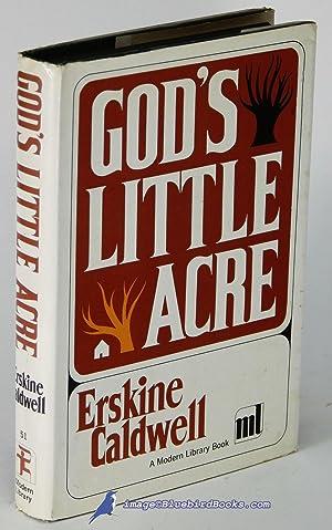God's Little Acre Modern Library #51.2: CALDWELL, Erskine