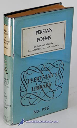 Persian Poems: An Anthology of Verse Translations (including Edward FitzGerald translation of the...
