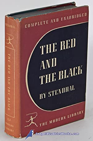 The Red and the Black (Modern Library: STENDHAL (pseudonym of