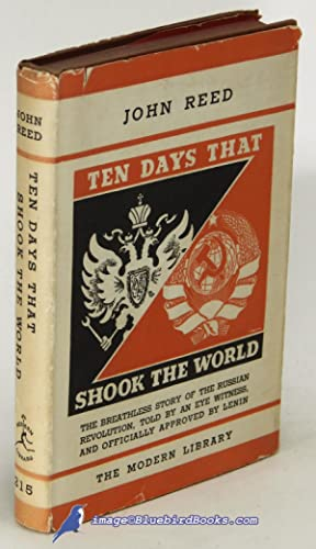 Ten Days That Shook the World (Modern Library #215.1, in spine 7 balloon cloth)