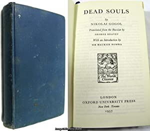 Dead Souls: Gogol, Nikolai