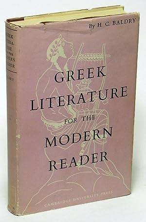 Greek Literature for the Modern Reader: BALDRY, H.C.