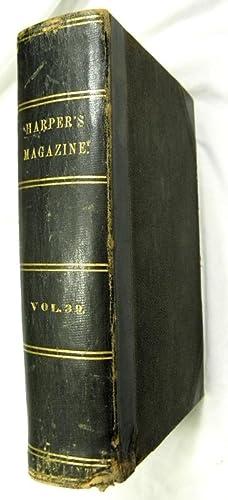 Harper's New Monthly Magazine Volume XXXIX June to November, 1869