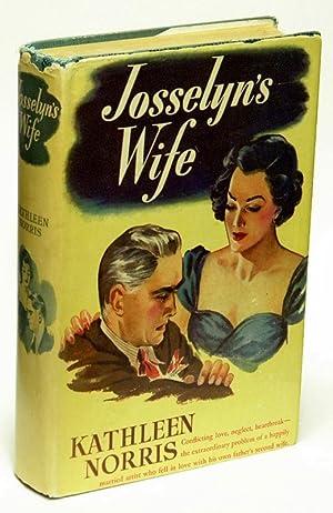 Josselyn's Wife: NORRIS, Kathleen
