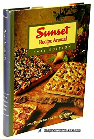 Sunset Recipe Annual 1991