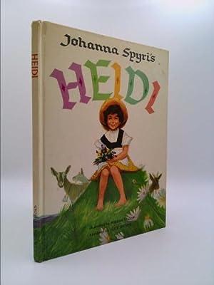 Johanna Spyri's Heidi: Spyri, Johanna; Abridged