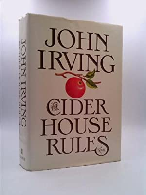 a flawed hero in the cider house rules by john irving