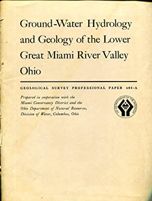 Ground-Water Hydrology and Geology of the Lower: Spieker, Andrew M.