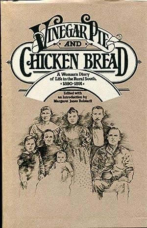 Vinegar Pie and Chicken Bread: Woman's Diary: Jackson, Nannie Stillwell;