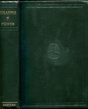 Johannes Brahms: Pulver, Jeffrey