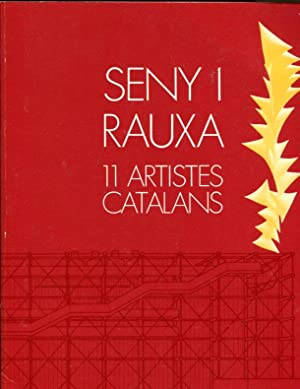 Seny I Rauxa, 11 Artistes Catalans: Hulten, Pontus