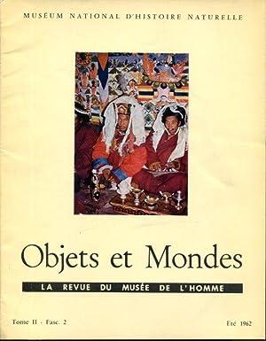 Objets et Mondes: la revue du Musee: LaPlaze, Yvette, ed.