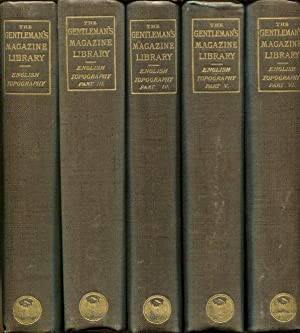 The Gentleman's Magazine Library, being a classified: Gomme, George Laurence,