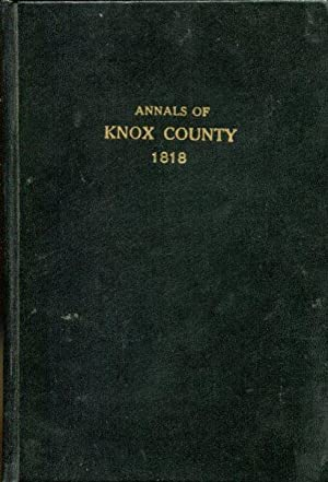 Annals of Knox County: commemorating Centennial of: Board of Supervisors