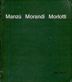Giacoma Manzu, Giorgio Morandi, Ennio Morlotti: Odyssia Gallery