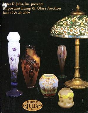 James D. Julia, Inc. Presents: The Lamp: James D. Julia,