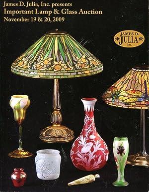 James D. Julia, Inc. Presents: Important Lamp: James D. Julia,