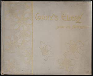 Gray's Elegy and its Author. Gray's Elegy written in a Country Churchyard with an ...