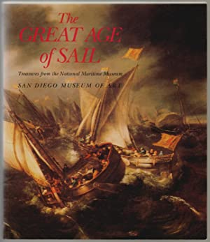 The Great Age of Sail, Treasures from the National Maritime Museum Greenwich, England: Kemp, Peter;...