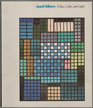 Josef Albers, Glass, Color, and Light: Krens, Thomas; Fox