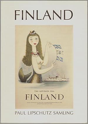 Finland, I Affischer: Lipschutz, Paul; Ahlberg,