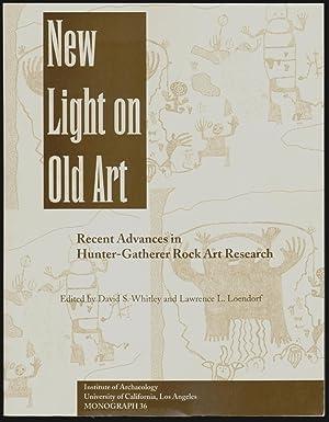 New Light on Old Art, Recent Advances: Whitley, David S.