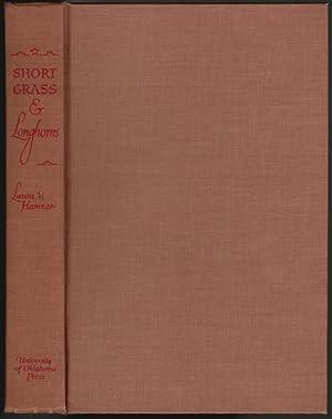 Short Grass & Longhorns: Hamner, Laura V.