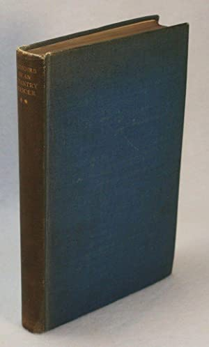 Memoirs of an Infantry Officer [SIGNED]: Sassoon, Siegfried