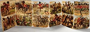 The Heroes of the Victoria Cross. Twelve Reliefs Portraying the Various Deeds and Daring Valour P...