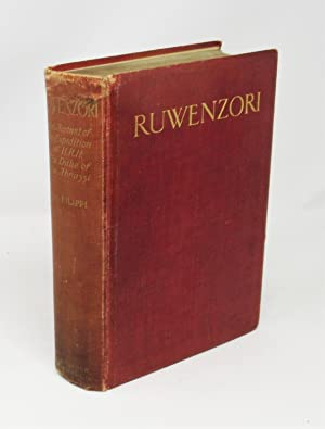 Ruwenzori, An Account of the Expedition of: Filippi, Filippo de;
