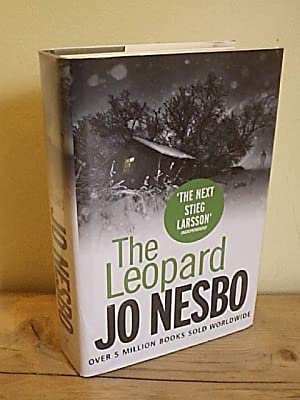 The Leopard: Nesbo, Jo