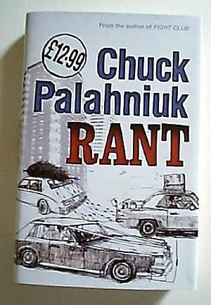 Rant: Palahniuk, Chuck