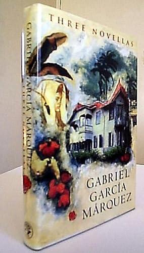 Three Novellas: Marquez, Gabriel Garcia