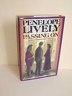 Passing on: Lively, Penelope