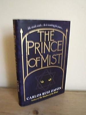 The Prince of Mist: Zafon, Carlos Ruiz (Carlos Ruiz Zafon)