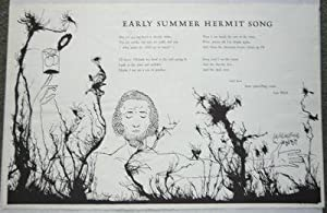EARLY SUMMER HERMIT SONG: Weber, William; and