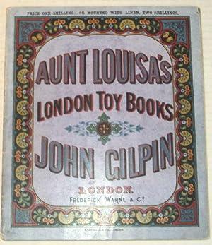 AUNT LOUISA'S LONDON TOY BOOKS: JOHN GILPIN.: Kronheim & Co