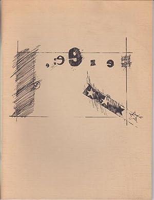 E MAGAZINE. Vol. 1 no. 2.: Valoch, Jiri; Lax,
