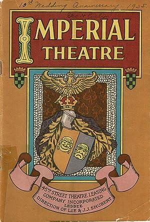 "ARTHUR HAMMERSTEIN PRESENTS ""ROSE-MARIE"": A Musical Play: Ellinger, Desiree). Harbach,"
