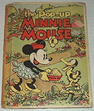THE POP-UP MINNIE MOUSE. Story and Illustrations by the Staff of the Walt Disney Studios.