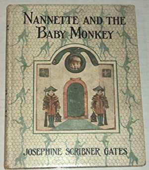 NANNETTE AND THE BABY MONKEY.