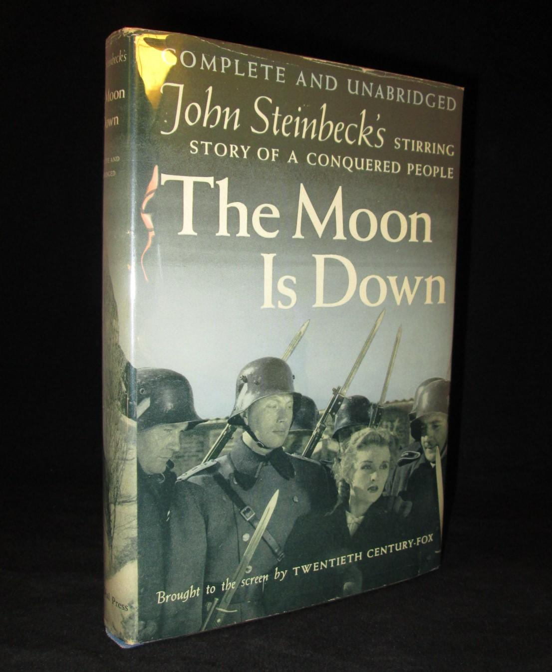 The Moon Is Down (Photoplay Edition) by John Steinbeck ...