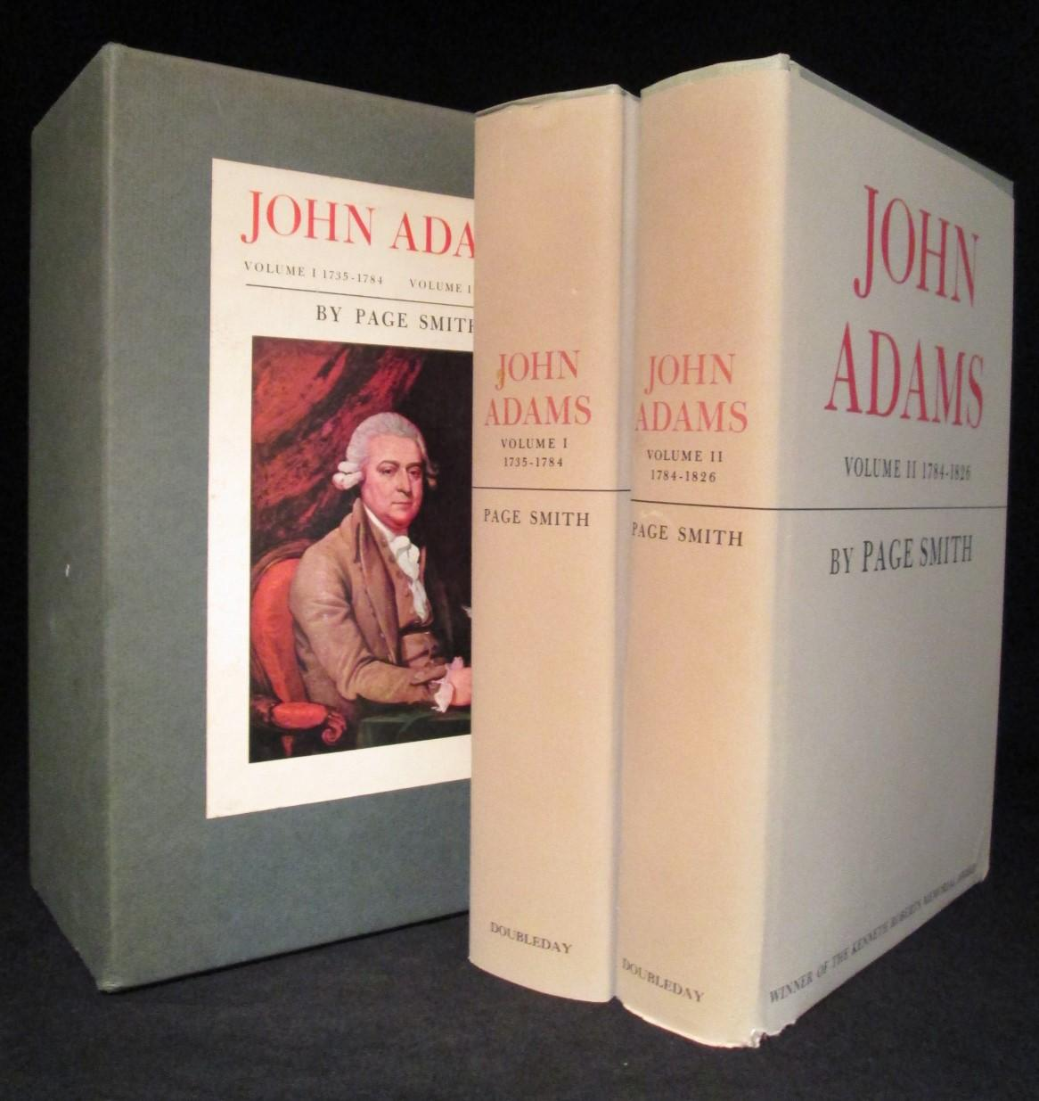 Image result for john adams page smith