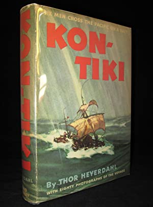 Kon-Tiki (Across the Pacific by Raft): Thor Heyerdahl