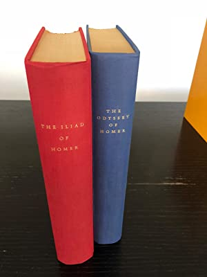 The Odyssey [together with] The Iliad. With: POPE, Alexander; HOMER
